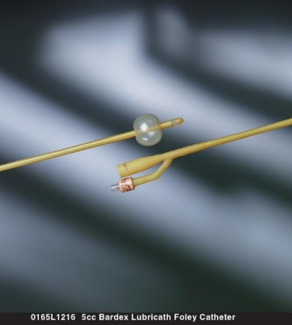 Lubricath 2-Way Foley Catheter