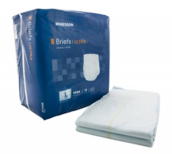 Briefs Ultra Absorbency by McKesson
