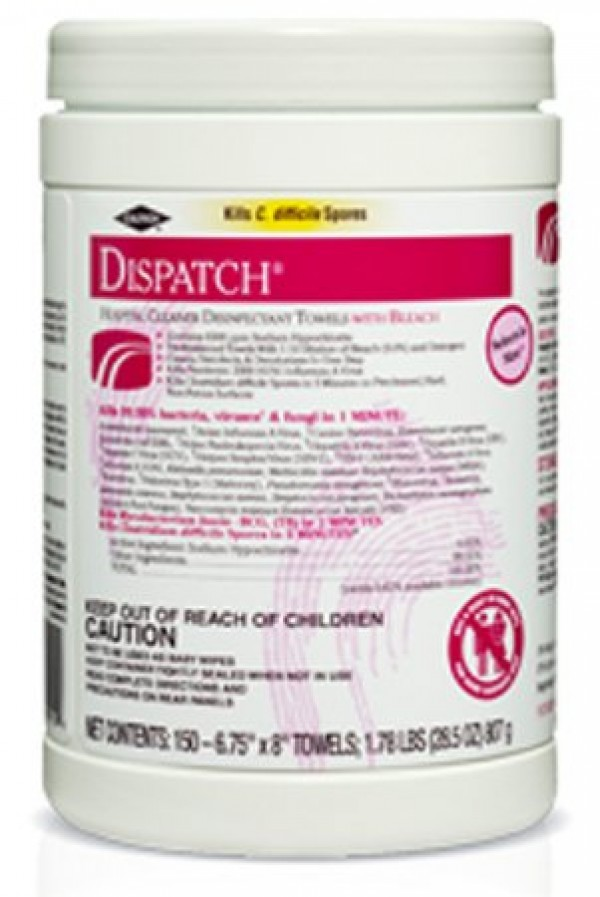 Saalfeld Redistribution Dispatch Disinfectant Disposable Pop Up Wipes