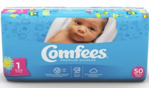 Attends Healthcare Products Comfees Diapers