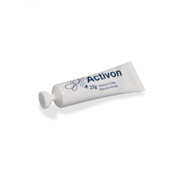 Advancis Medical Activon Medical Grade Manuka Honey Tube