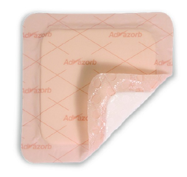Advancis Medical Advazorb BorderLite Foam Dressing