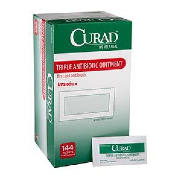 MedLine CURAD Triple Antibiotic Ointment