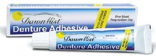 Donovan Industries Dawn Mist Denture Adhesive Cream