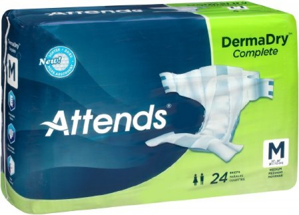 Attends Healthcare Products Attends Advanced Briefs Super Absorbency