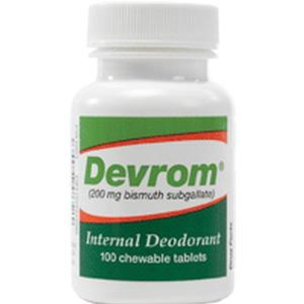 Devrom Tablets by Parthenon