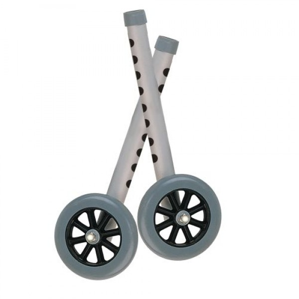 Drive Extended Height Walker Wheels and Legs Combo Pack
