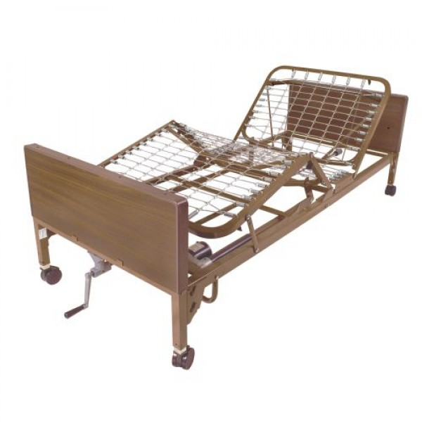 Drive Semi Electric Bed