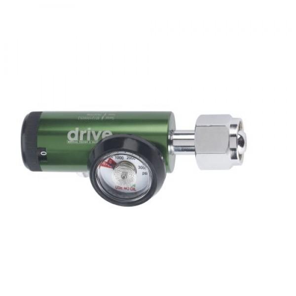 Drive CGA 540 Oxygen Regulator 0-15 LPM DISS Outlet