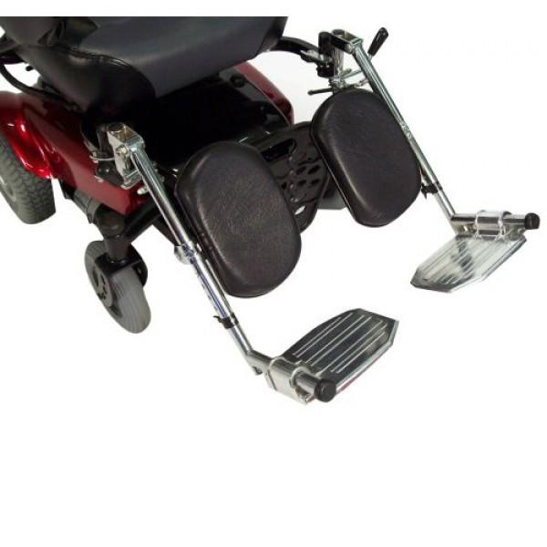 Drive Power Wheelchair Elevating Legrest Bracket with Hemi Spacing