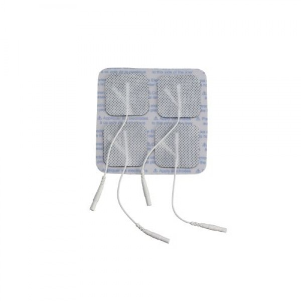 Drive Square Pre Gelled Electrodes for TENS Unit