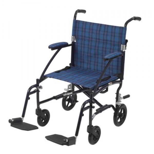 Drive Fly Lite Ultra Lightweight Transport Wheelchair