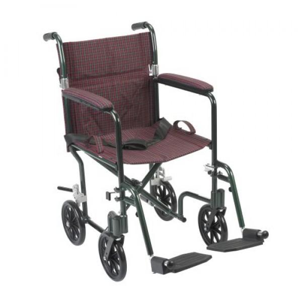 Drive Flyweight Lightweight Transport Wheelchair