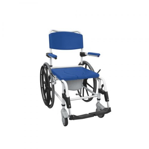 Drive Aluminum Shower Commode Mobile Chair