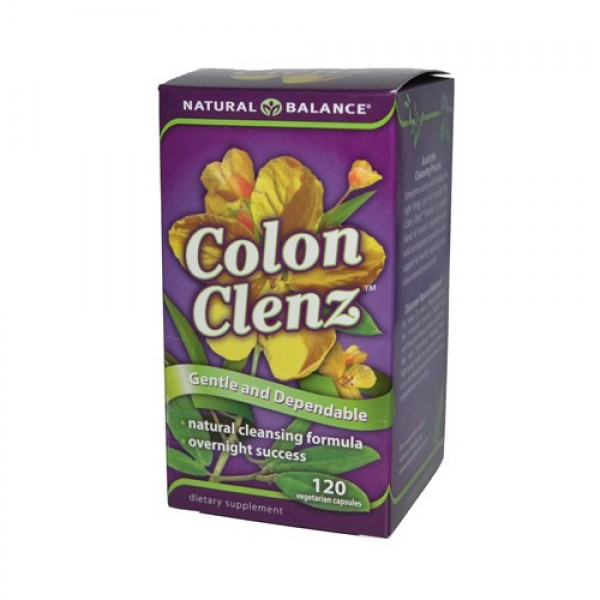 Colon Clenz by Natural Balance