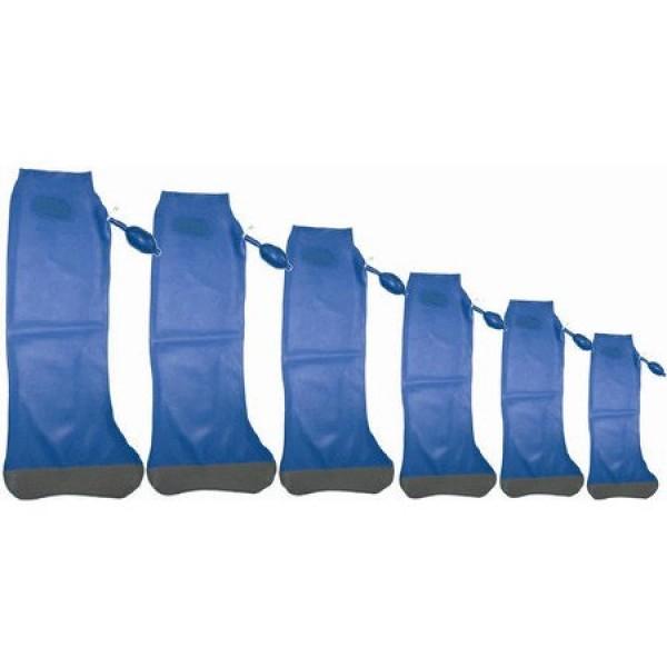 Waterproof Leg Cast Protector w/ Bulb Pump by Dry Pro