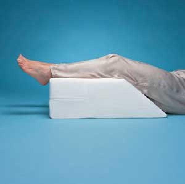 Hermell Foam Wedge Elevating Leg Rest