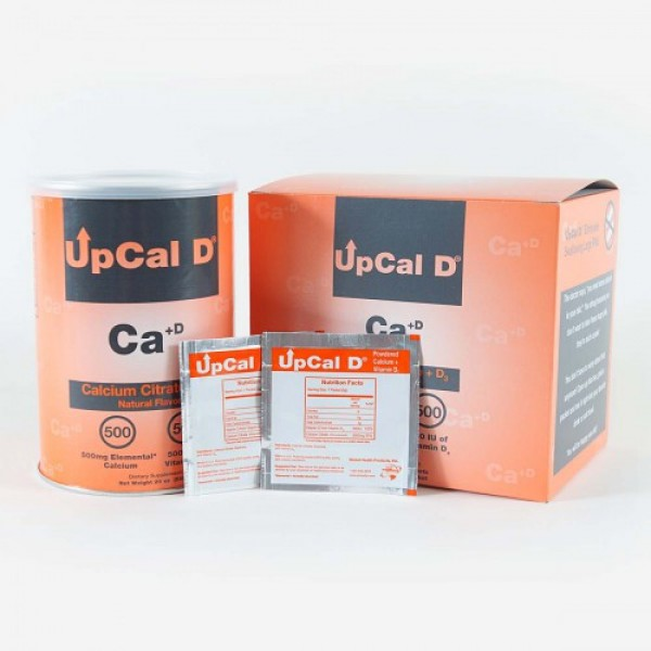 Global Unlimited UpCal Vitamin D and Calcium Supplement