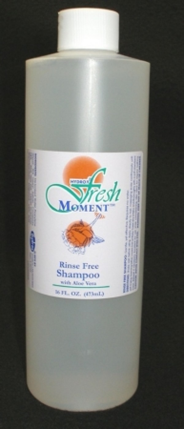 McKesson Fresh Moment No Rinse Shampoo