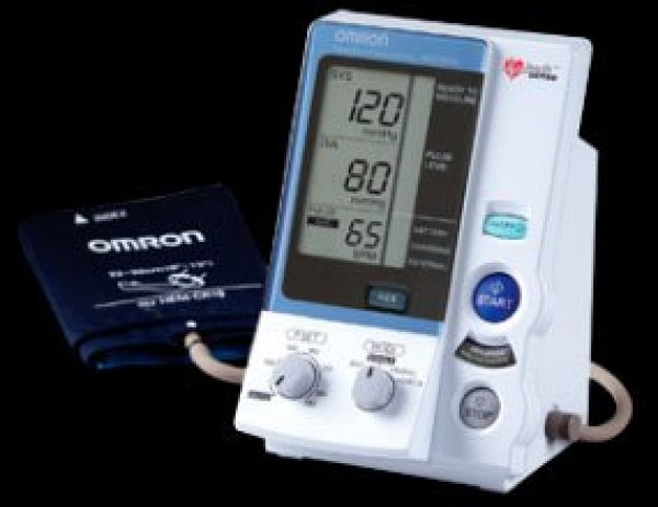 Omron Professional Automatic Blood Pressure Monitor with XL Cuff HEM-907XL