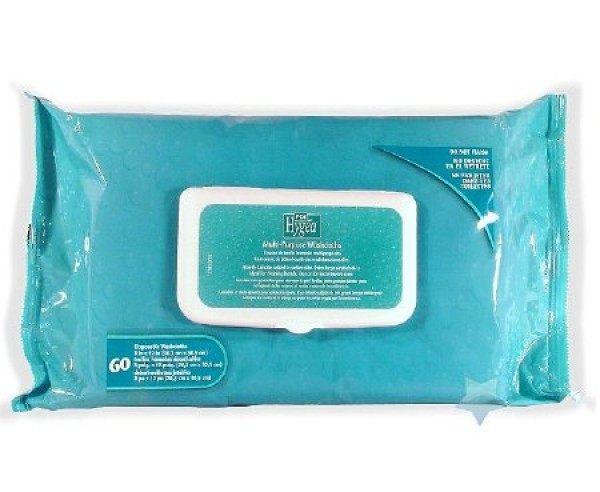 Professional Disposables Hygea Multipurpose Washcloths