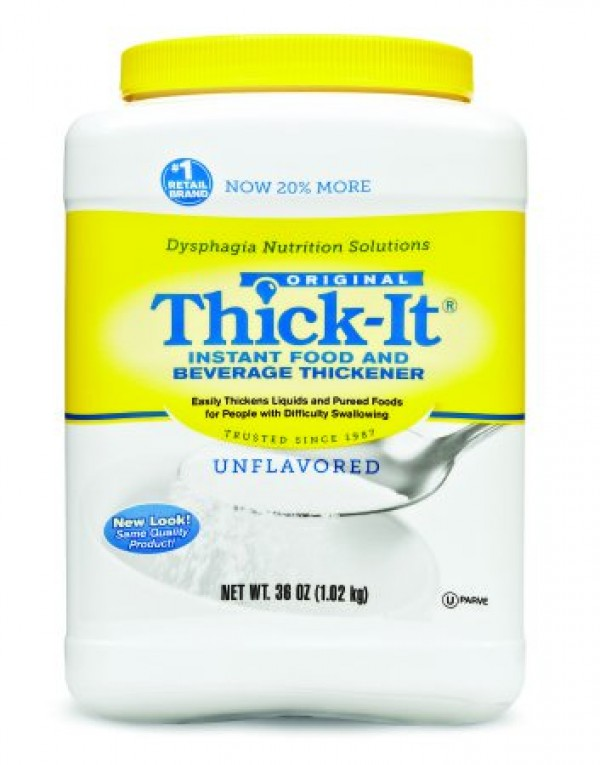 Precision Foods Thick-It Instant Food and Beverage Thickener Powder