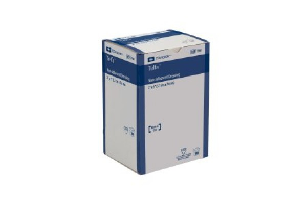 Telfa Ouchless Non Adherent Dressing 2 X 3 Sterile 1 s in Peel Back Package