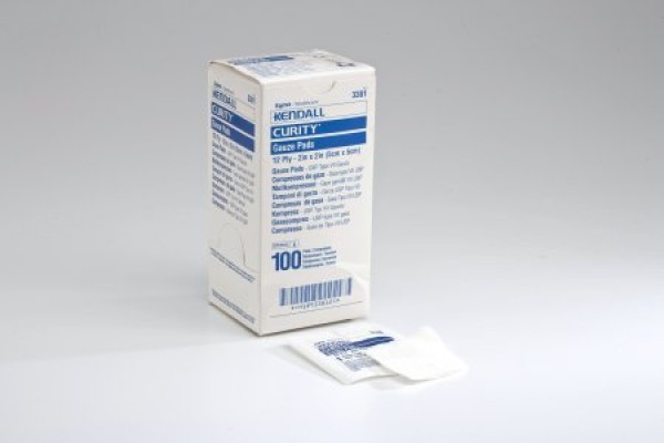 Medtronic Curity Sterile Gauze Pads