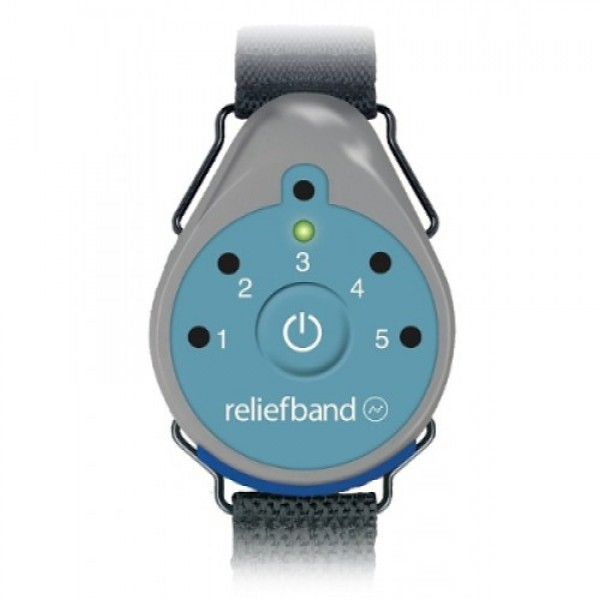Motion Sickness Device by Reliefband