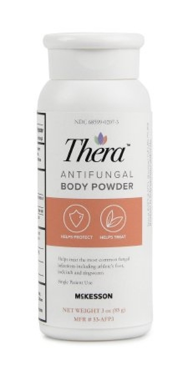McKesson Thera Antifungal Body Powder