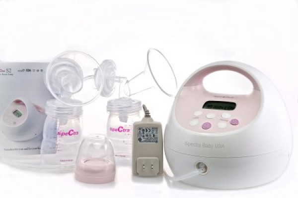 Spectra Baby USA Spectra S2 Plus Electric Single/Double Breast Pump