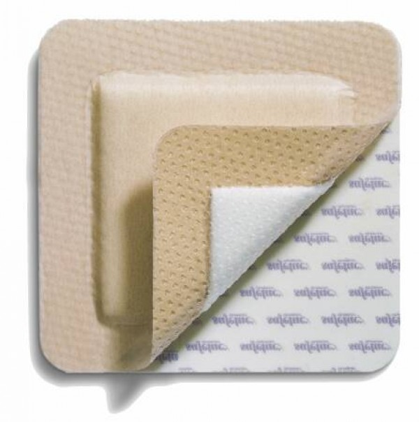 Molnlyche Self-Adherent Soft Silicone Bordered Foam 3 x 3