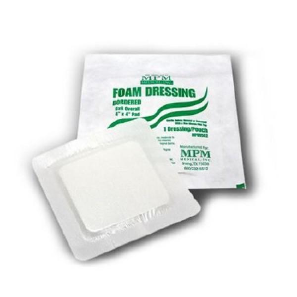 MPM Medical Foam Dressing, Sterile