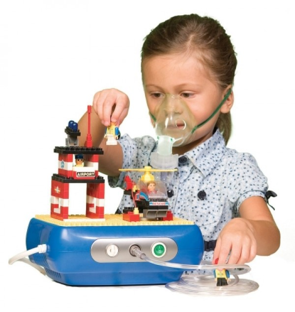 Medquip Interactive Building Block Nebulizer
