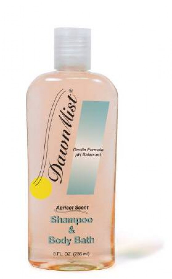 Donovan Industries DawnMist Shampoo and Body Bath