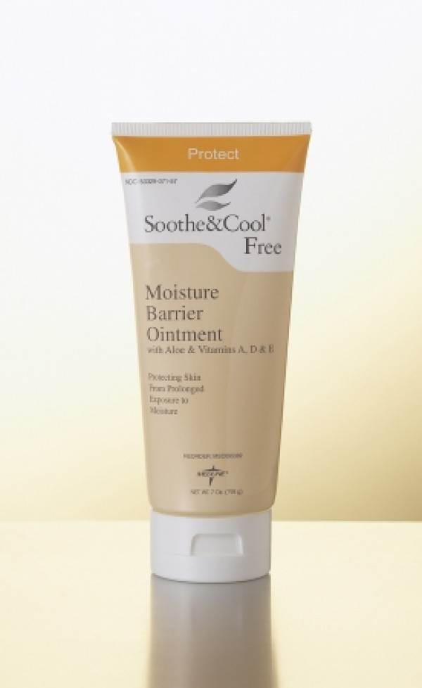 MedLine Soothe & Cool Free Moisture Barrier Ointment