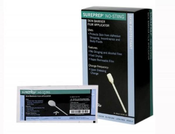 MedLine Sureprep No-Sting Skin Protectant, Latex Free
