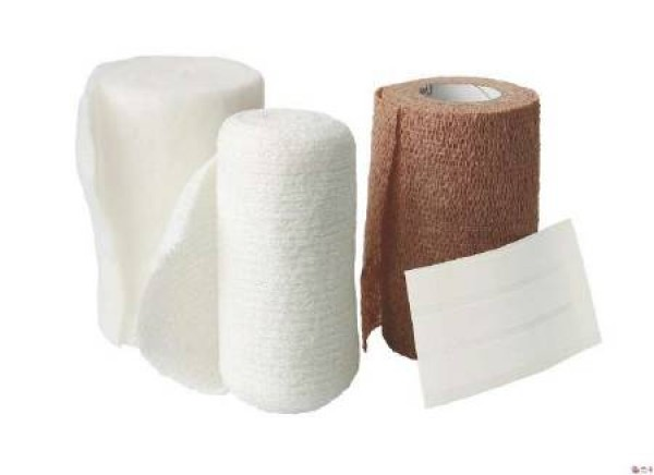 MedLine Threeflex Bandage System, Latex Free