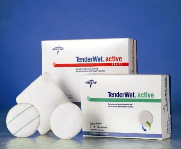 MedLine TenderWet Active Wound Dressing