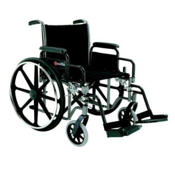 Merits Deluxe Manual Wheelchair