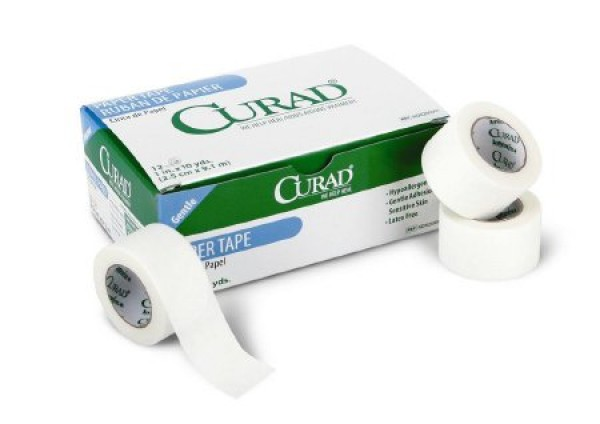 MedLine CURAD Paper Adhesive Tape