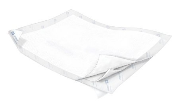Covidien Simplicity Quilted Disposable Underpad - Heavy Absorbency