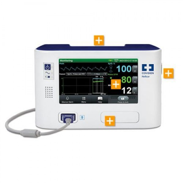 Medtronic Nellcore Bedside Respiratory Monitor