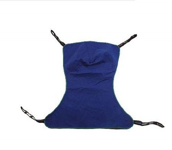 FULL BODY SOLID FABRIC Sling 450 Pound Capacity by Invacare