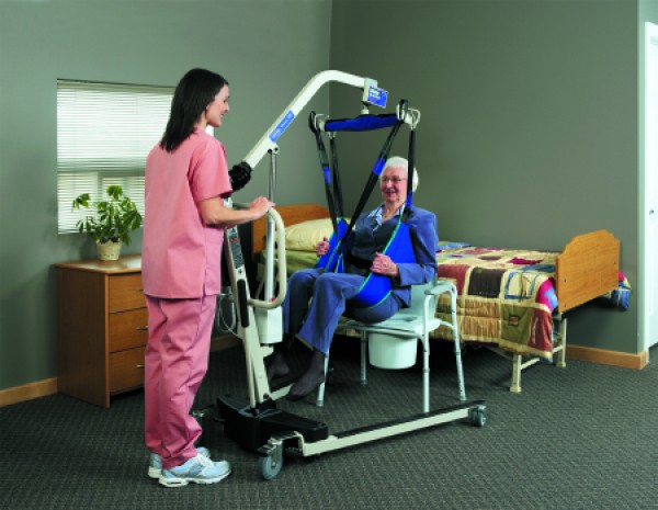 STANDING Sling 440 Pound Capacity by Invacare