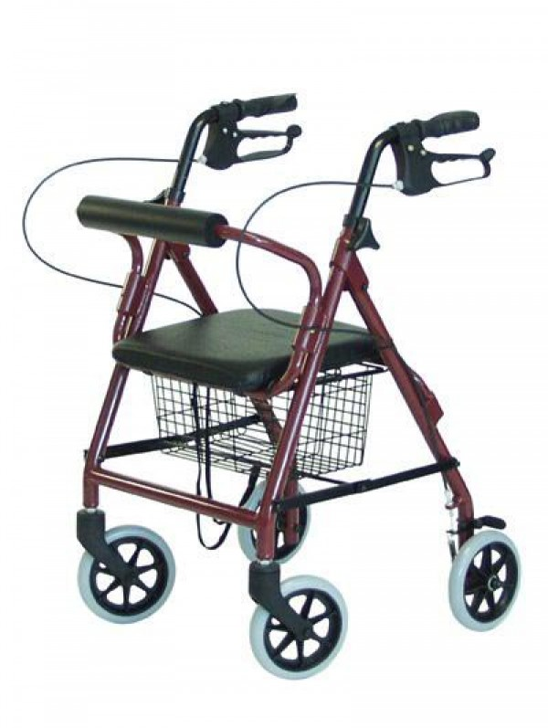 Graham-Field Walkabout Junior 4-Wheel Rollator