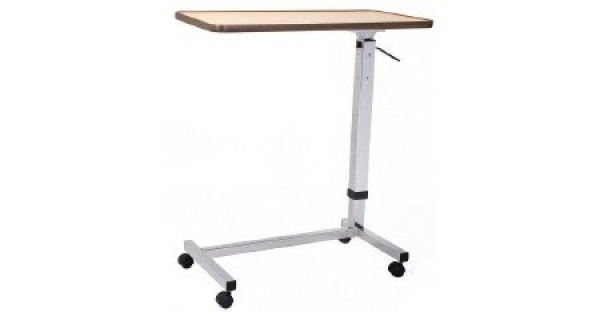 Merits Overbed Table Auto Tilting