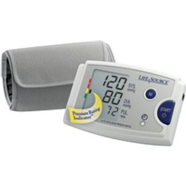 A&D Medical LifeSource Quick Response Premium Automatic Blood Pressure Monitor