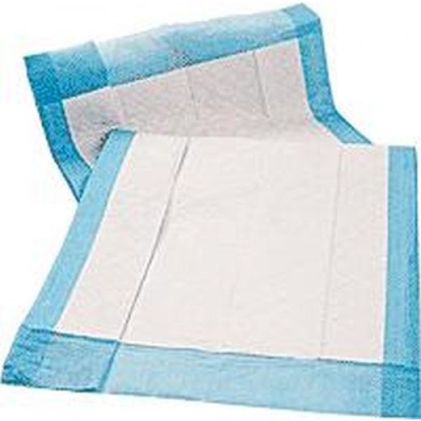 Disposable Underpads - Moderate Absorbency by ReliaMed
