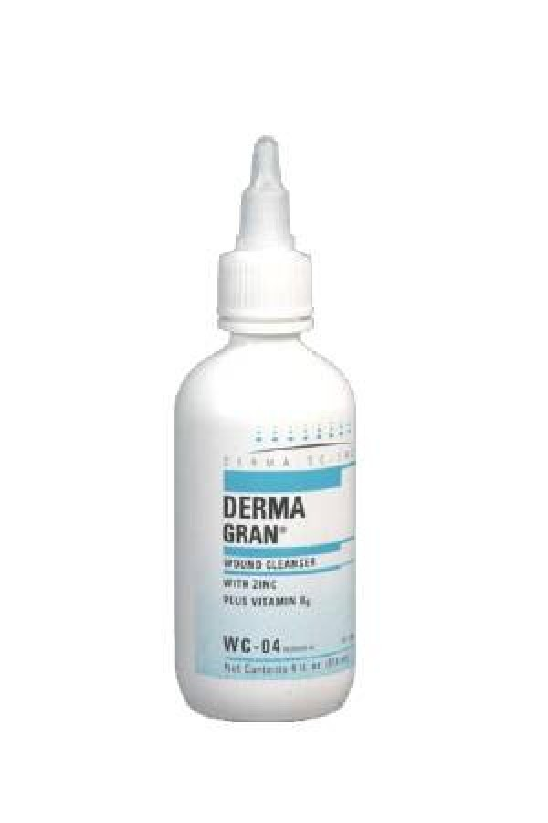 Derma Sciences Dermagran Wound Cleanser